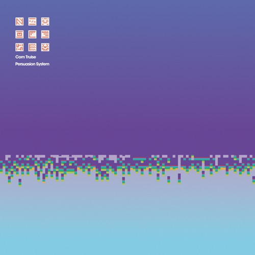 Com Truise - Existence Schematic