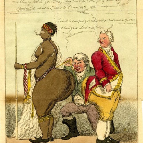 "The Elephant Room: The Modern Day ""Hottentot Venus"" Episode 9"