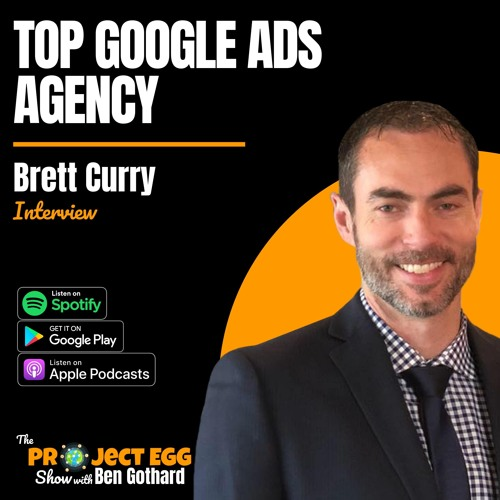 Top Google Ads Agency: Brett Curry