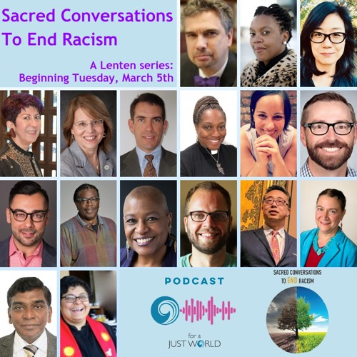 Lent 3, Sacred Conversations To End Racism,  Afro Caribbean Voices