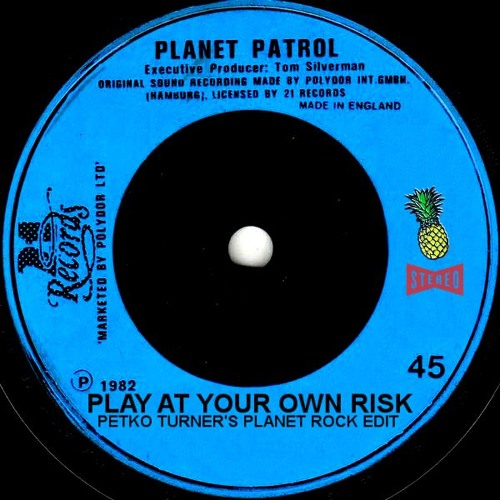 Play At Your Own Risk (Petko Turner's Planet Rock Edit) Free