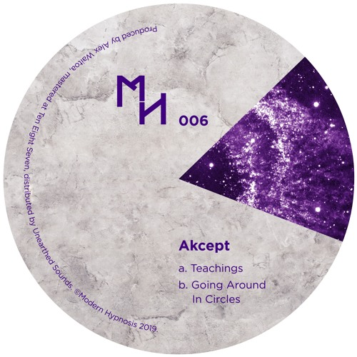 b. Akcept - Going Around In Circles - OUT NOW