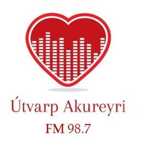 10 bestu á Útvarp Akureyri - Fanney Kristjáns Snjólaugardóttir
