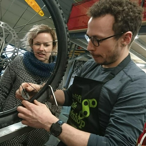 Ep.06 - Cardiff Cycle Workshop
