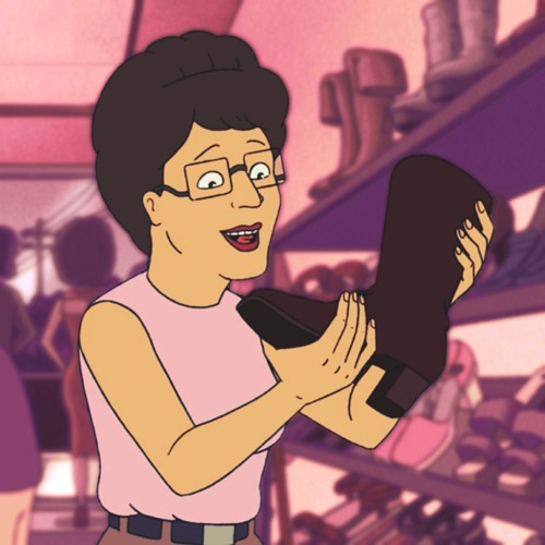 Peggy Hill Meets a Drag Queen