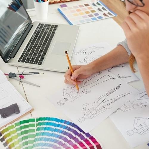 IFSCnaComunidade #99 vagas cursos, tecnologia Design de Moda, conto sentido da vida