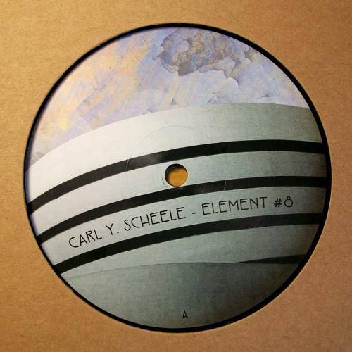 """[YUY011] Carl Y. Scheele - Element #8 (Snippets) // 12"""" vinyl"""