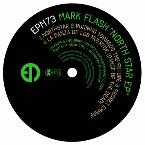 Mark Flash - North Star EP (EPM73) snippets