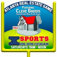 The Atlanta Real Estate Game Atlanta Sports X 106.3 FM 3/16/19