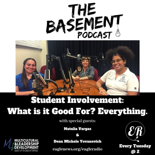 The Basement Podcast: Being Involved