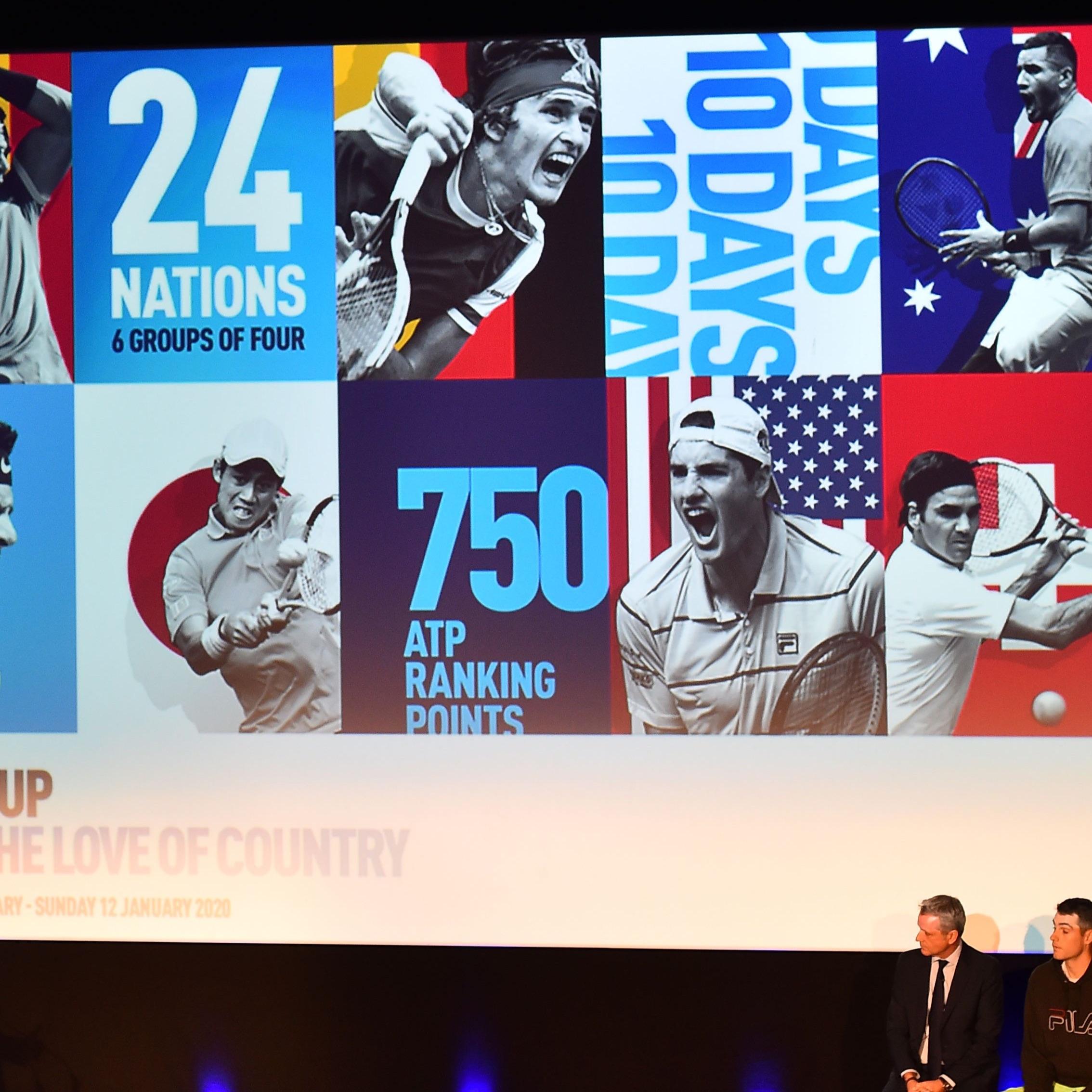 Nord-Süd-Gipfel – Ausgabe 17 – Der ATP Cup