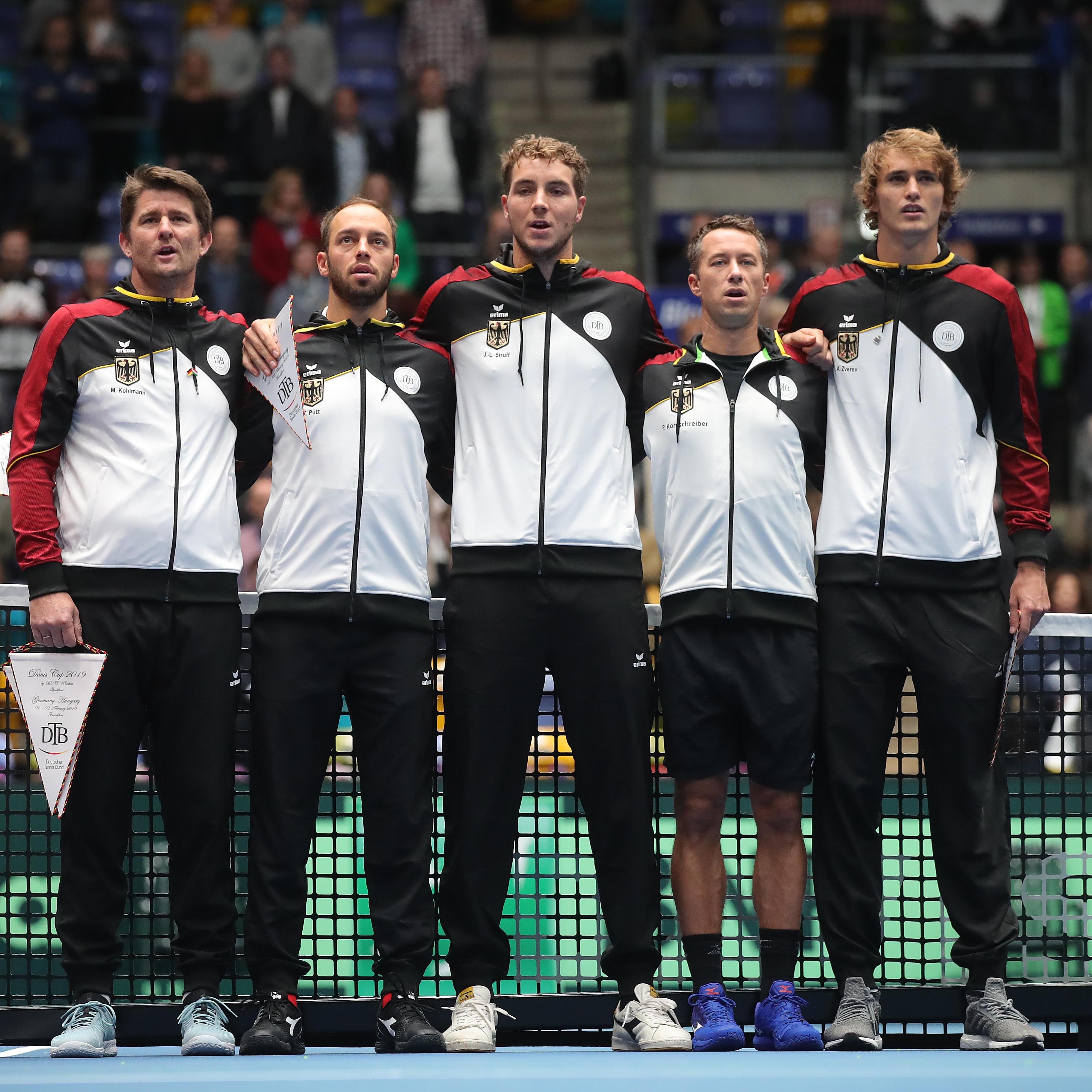 Nord-Süd-Gipfel – Ausgabe 18 – Was taugt der neue Davis Cup?