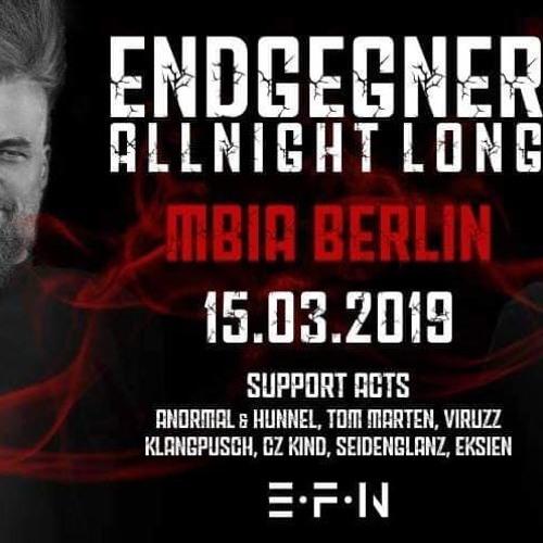 KlangPusch @M-bia Berlin 15.03.19 OPENING SET