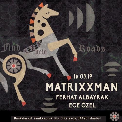 Ferhat Albayrak Live at Sumahan Istanbul 16.03.19