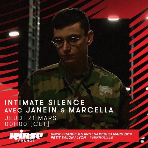 Intimate Silence Radio 044 | JANEIN