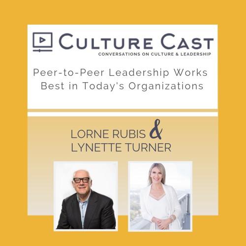 Peer-to-Peer Leadership Works Best in Today's Organizations