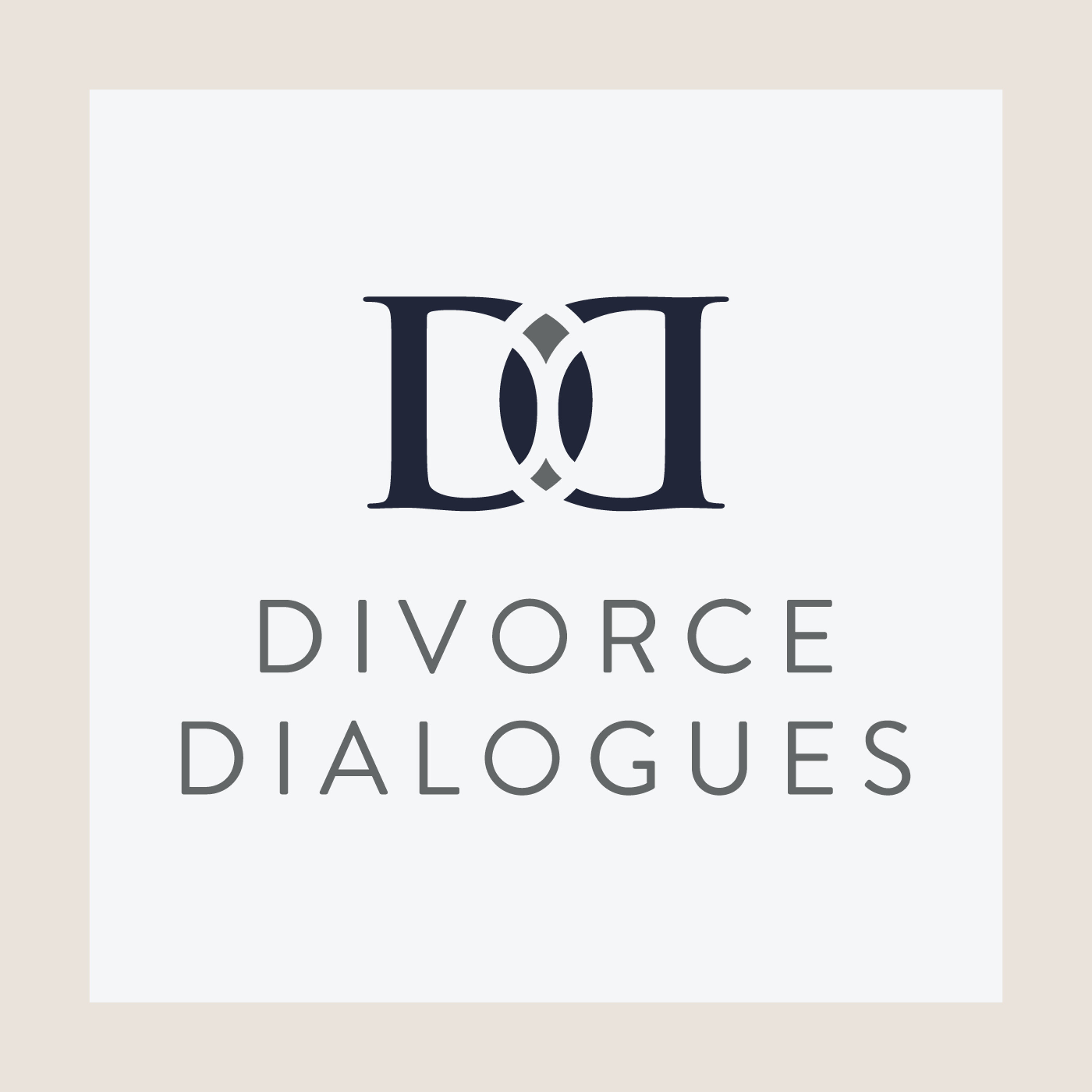 Divorce Dialogues - Organizing a Space to Support Your Best Self Post-Divorce with Janine Sarna-Jones