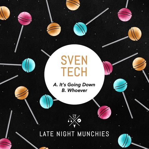 Sven Tech - Whoever (Original Mix)