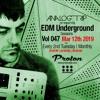 Analog Trip @ EDM Underground Session Vol047 | www.protonradio.com 12-03-2019 | Free Download