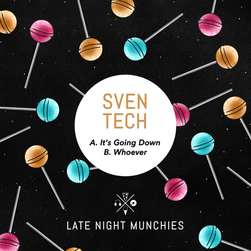 Sven Tech - It's Going Down (Original Mix)