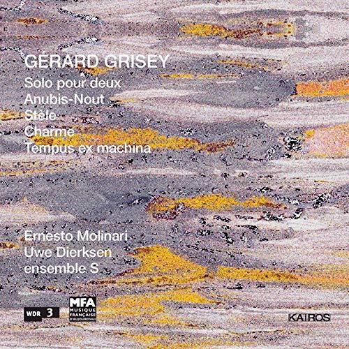 Grisey - Anubis
