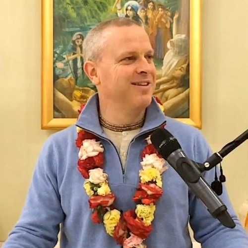 Śrīmad Bhāgavatam class on Tue 18th Mar 2019 by Kesava Dāsa 4.21.26