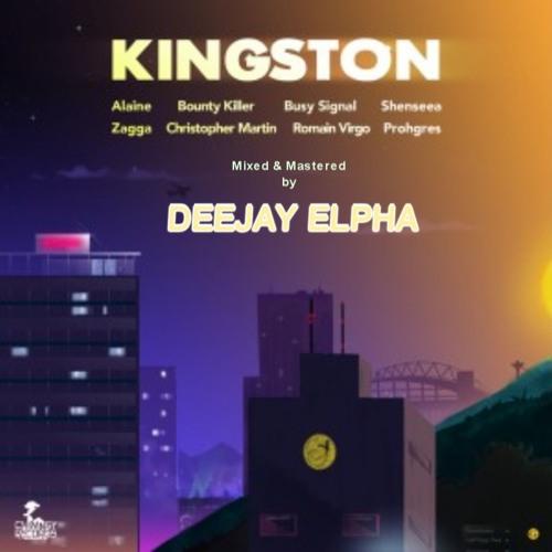 Kingston Riddim Mix 2019 (Full) Dj Elpha a.k.a The Star Boy 254  Feat. Busy Signal