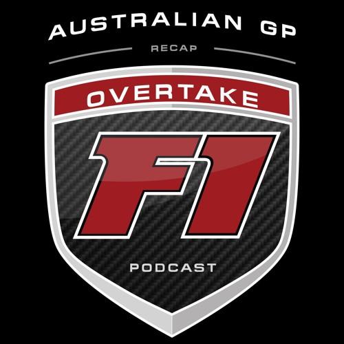 2019 Post Australian GP