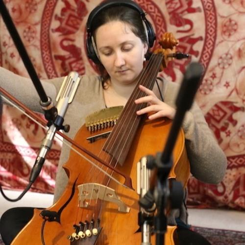 Asha McCarthy Indian Cello