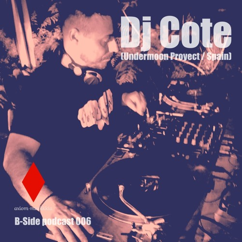 B-Side podcast 006 - Dj Cote