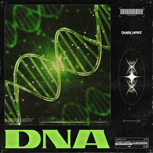 Corey James | DNA