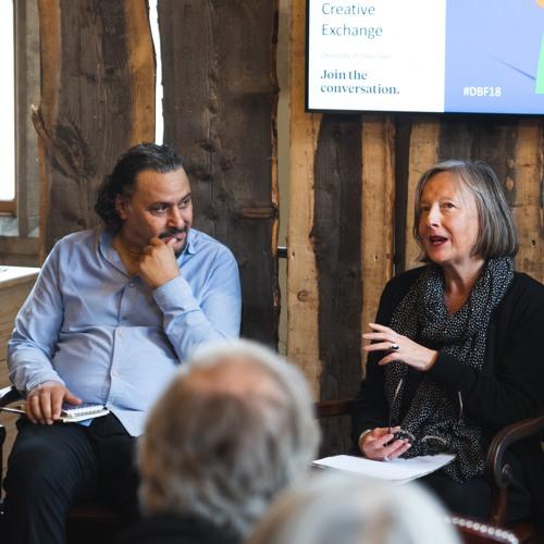Durham Book Festival 2018: Alta'ir Durham-Jordan Creative Exchange