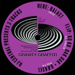 DJ Central presents 3 tracks [GRA013]