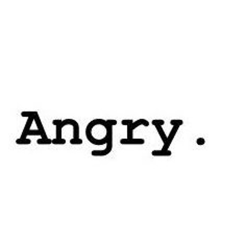 S1 How to be Angry