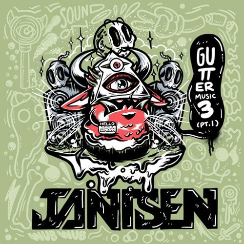 Jantsen - Gutter Music 3 (Part 1)