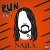 Foo Fighters - Run (NAJLA Rmx)