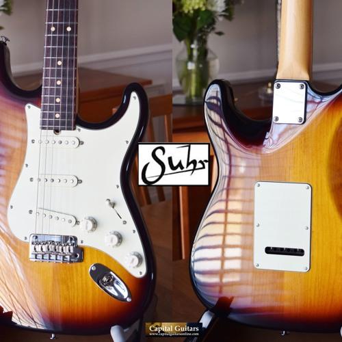Suhr Classic Custom S 3502 Ch1