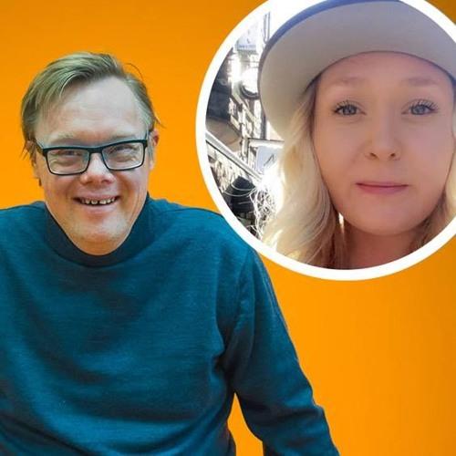 MIndscape Johan Lindegren och Lotta Charlotte Ek Wirack
