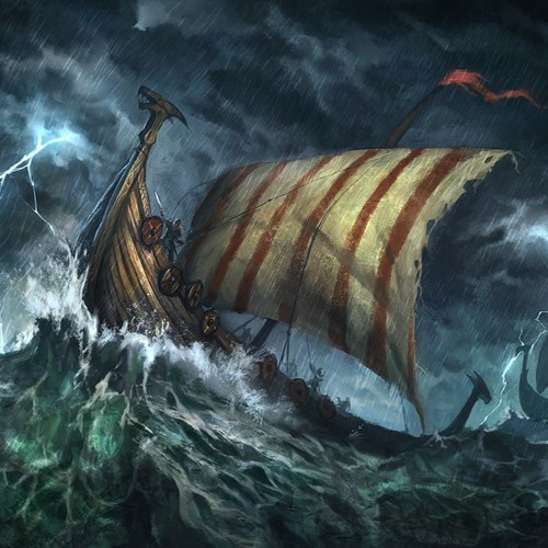 Through the Storm (Viking Sailing Music) by Tyler Cunningham Music