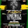Buju Banton & Friends 3/19 (Long Walk To Freedom)JA