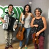 Iroko Trio toca ao vivo temas inéditos que farão parte do primeiro CD do grupo