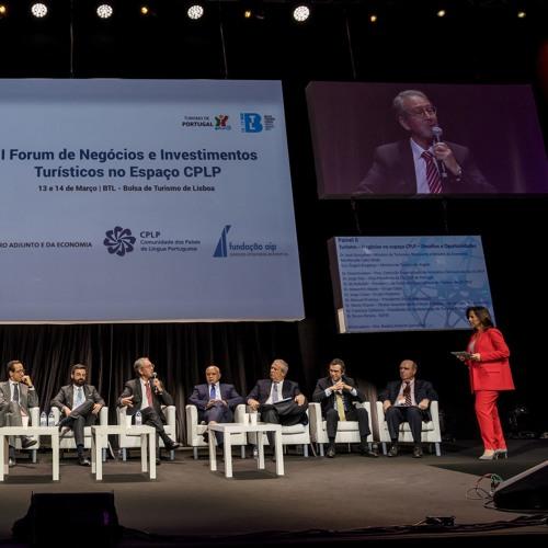 II Fórum de Negócios e Investimentos Turísticos CPLP - Painel 2