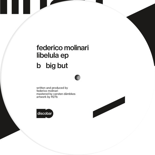 B1 Federico Molinari - Big But (Audio Snippets)