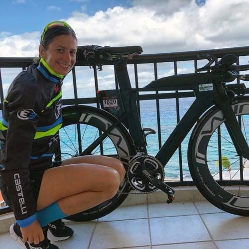 Jana Richtrova, Ironman Cozumel 2018