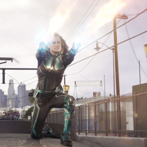 Captain Marvel review: The real hero has four legs, not two