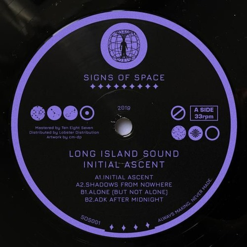 PREMIERE: Long Island Sound - Shadows From Nowhere