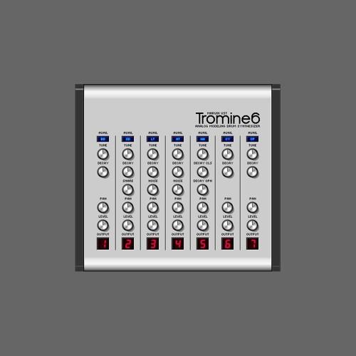 Tromine6 version 1.2