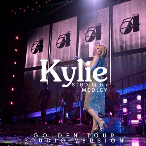 KYLIE | Studio 54 Medley | Golden Tour Studio Version by Kylie
