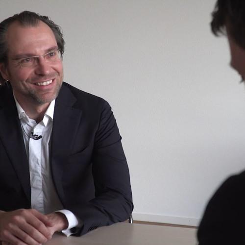 Alexander Wagner im Gespräch mit Managing Partner Alexis Johann