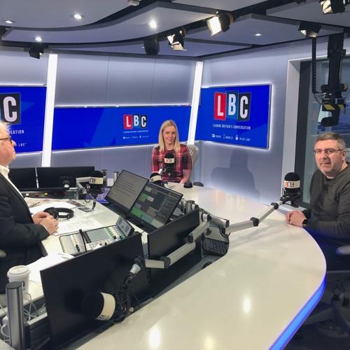 Making Tax Digital on the LBC Breakfast show